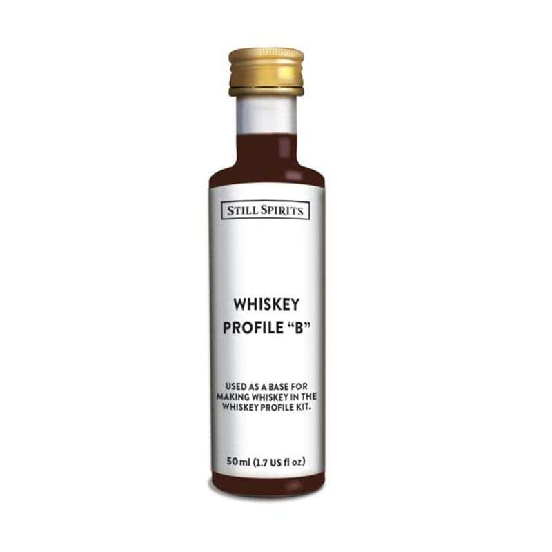 "Top Shelf - Whisky Profile ""B"""