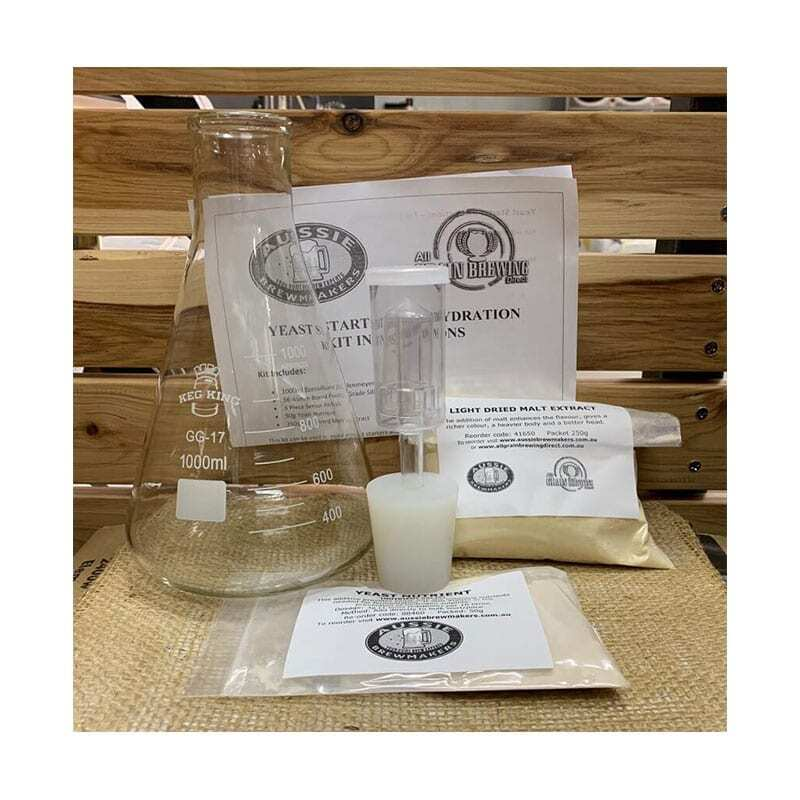 Yeast Starter Kit / Yeast Rehydration Kit