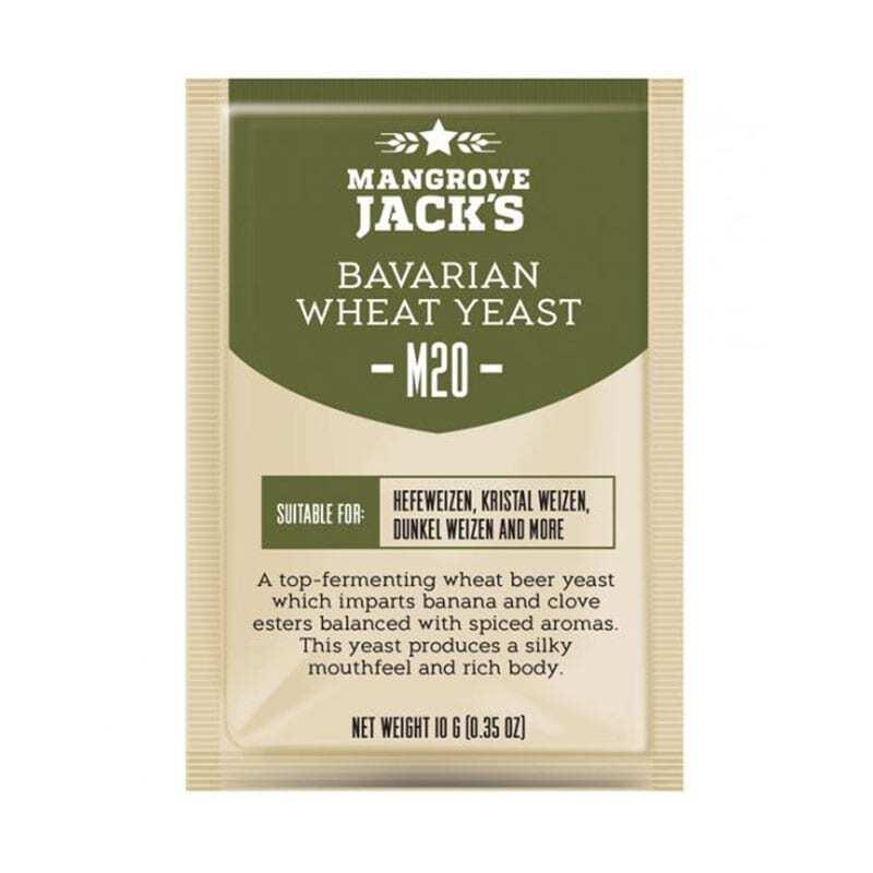 Mangrove Jacks Craft Series - M20 Bavarian Wheat Yeast