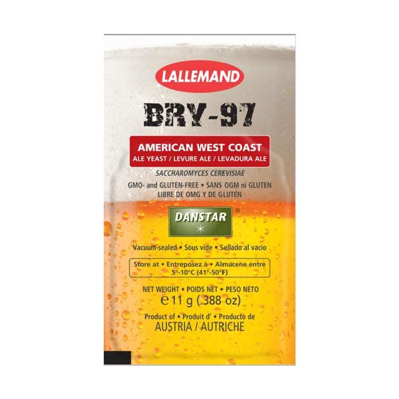 Lallemand / Danster - BRY-97 - American West Coast Ale Yeast