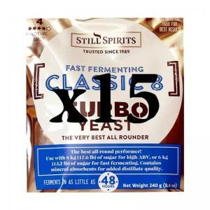 15 x Still Spirits Classic 8 Turbo Yeast Value Pack