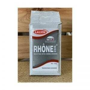 Lallemand Rhone 2226 Red Wine Yeast - 125g