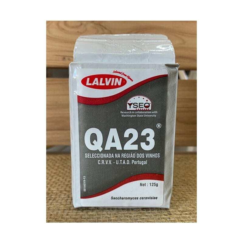 Lallemand QA23 White Wine Yeast - 125g
