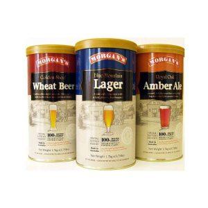 Beer Kits and Tins