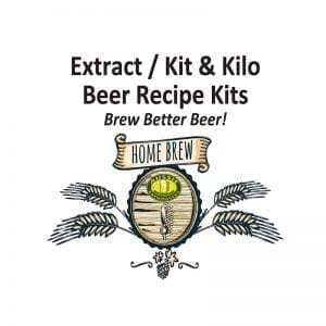 Home Brew Beer Recipe Kits - Extract