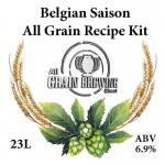 Belgian Saison All Grain Recipe Kit