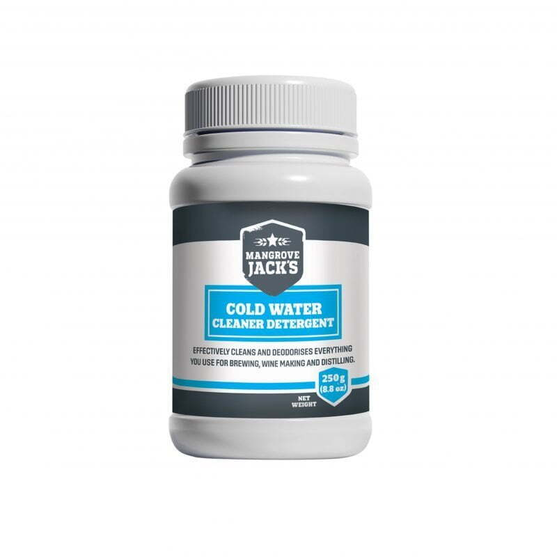 Mangrove Jack's ECD Cold Water Cleaner / Detergent 250g
