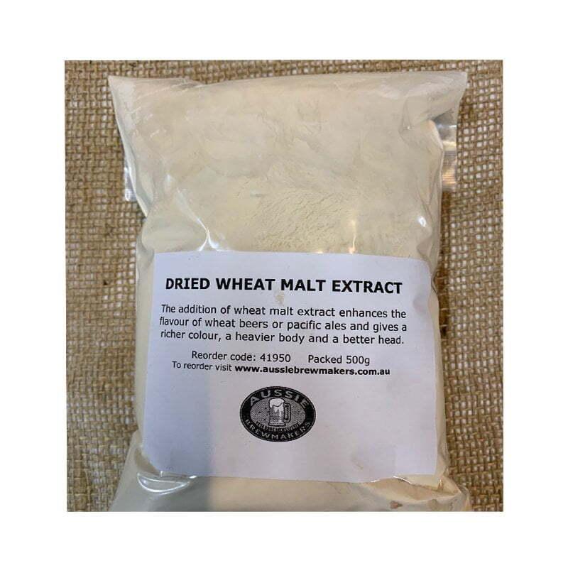 Wheat Dried Malt Extract 500g